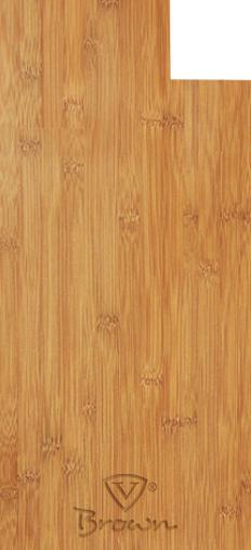 Bambusové podlahy Victoria Coffee