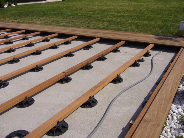 Ceník montáže terasy