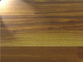 Solid tropical wood floors Okan at special prices