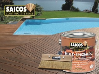 Saicos terrace oils