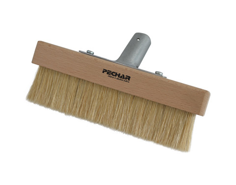 Professional floor brush