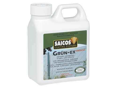 Saicos Green-Ex concentrate
