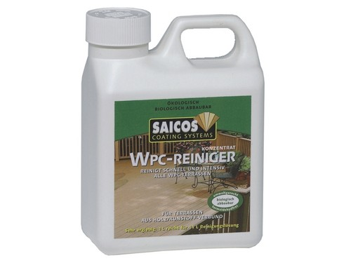 Saicos WPC decking cleaner 1 litre