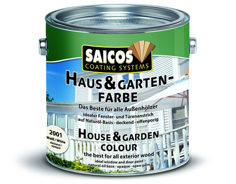 Saicos House & Garden Colour