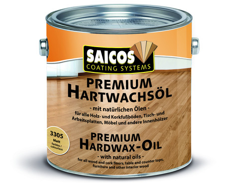 Saicos Hard Wax Oil Color