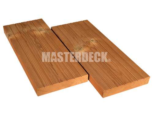 Thermowood pine decking 26x140mm