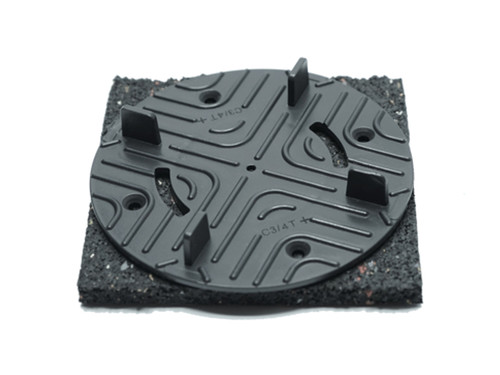 Solidor ruber pad RC10 for tiles