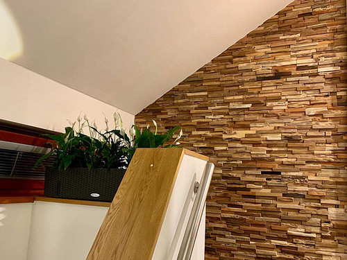 Rayab - 3D wooden wall panels