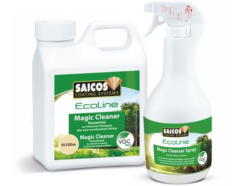 Saicos Magic Cleaner 8125 a 8126 - intenzivní čistič