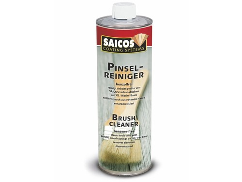 Saicos brush cleaner