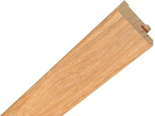 Oak Light Tabacco skirting, Cubica profile
