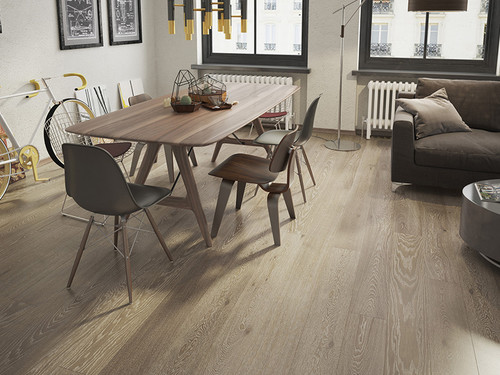Oak Tartufo Grande, Barlinek wooden flooring