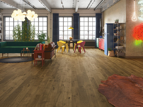 Oak Bonet Grande, Barlinek wooden flooring