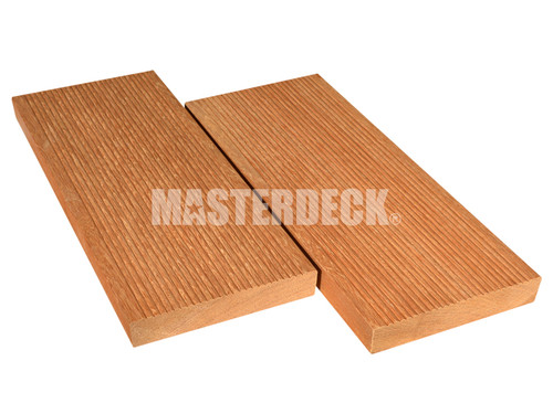 Bangkirai wooden decking 25x145mm