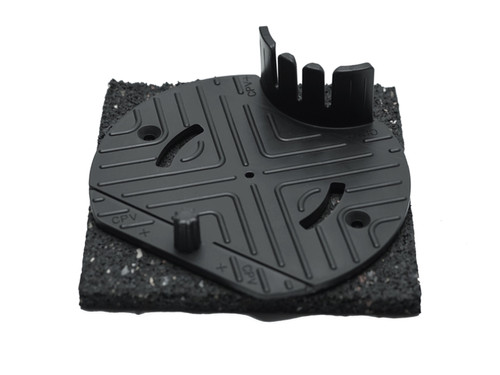 Solidor ruber pad RC14 for decking
