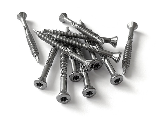 Stainless steel screws 50 mm