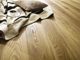 Barlinek Oak Caramel Grande 1 strip plank, lackquered