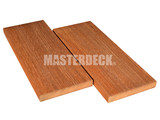Merbau wooden decking 21x140mm