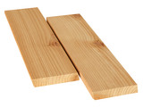 Western Red Cedar - knotty grade, Rhombus profile 18x90 mm