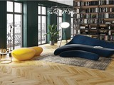 Oak Grand Canyon Herringbone