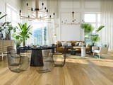 Oak Caramel Medio, Barlinek wooden flooring