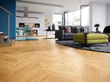 Oak Caramel Chevron, wooden flooring