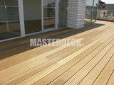 Bangkirai wooden decking